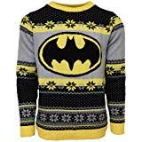 Batman Ugly Christmas Sweater Deck The Joker for ... - Amazon.com