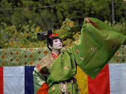 「青海波 舞楽」の画像検索結果