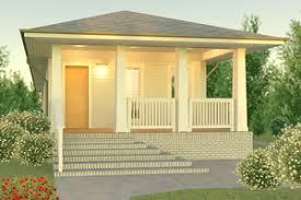 Bedroom House Plans   Houseplans comSignature Bungalow Exterior   Front Elevation Plan       Houseplans com