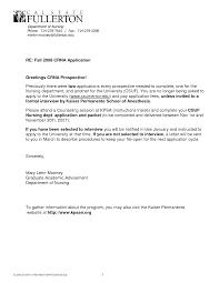 nurse recommendation letter sample recommendation letter  recommendation for a nurse template student