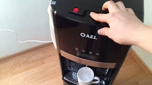 Обзор <b>кулера для воды AEL</b>- 809A black - YouTube