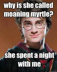Arousing Harry Potter memes | quickmeme via Relatably.com