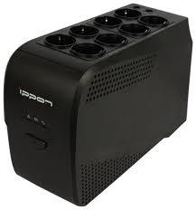 Интерактивный <b>ИБП IPPON Back Comfo</b> Pro 600 New — купить ...