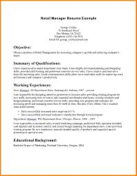 10 resume objective for retail job normal bmi chart resume objective for retail job retail manager resume template skills 2016 resume examples resume examples for retail no work experience jpg