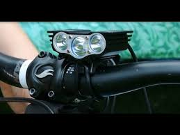 SolarStorm <b>6000LM</b> XML T6 3x <b>LED Bike</b> Light - Unboxing and ...