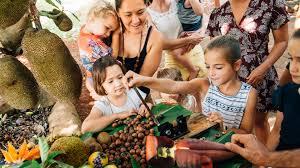 <b>Farm</b> Tour — <b>Tropical Fruit</b> World
