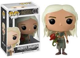 <b>FUNKO POP</b>! TELEVISION: GAME OF THRONES - <b>DAENERYS</b> ...