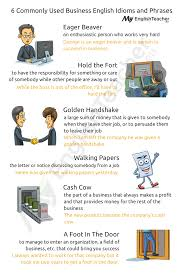 business english idioms and phrases in use eu 6 most commonly used business english