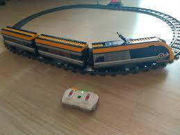 Обзор от покупателя на <b>Конструктор LEGO City Trains</b> 60197 ...