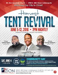 revival flyer info tent revival mt zion apostolic church