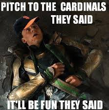 Baseball Memes on Pinterest | Sports Memes, Mike Trout and ... via Relatably.com