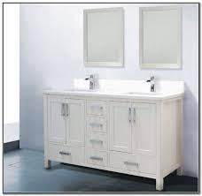 white double sink bathroom  inch white double sink bathroom vanity