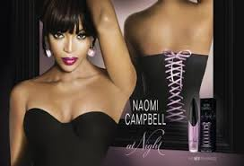 <b>Naomi Campbell</b> – Women's fragrances and body care with the star ...
