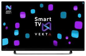 """<b>Телевизор LED</b> 32"""" <b>VEKTA LD</b>-<b>32SR4715BS</b> купить по цене 11 ..."""