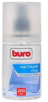 Набор Buro BU-Gscreen чистящий гель+многоразовая <b>салфетка</b> ...