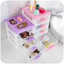 cute large butterfly princess office desktop storage box womens drawer cosmetics boxchina mainland cheap office drawers