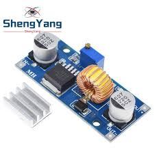 <b>XL4015</b> 5A <b>DC</b>-<b>DC</b> Step Down <b>Adjustable</b> 4-38V Power Supply ...