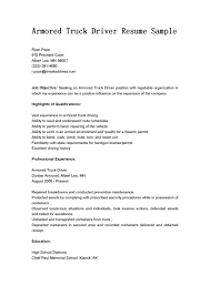 doc 550712 driver resume example bizdoska com truck driving job resume companion samples and how professional