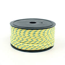 2.5mm VORCOOL <b>20M Reflective</b> Cord Guy Ropes Outdoor Green ...