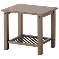 Тумба прикроватная, серо-коричневый 40x50 см <b>IKEA RYKENE</b> ...