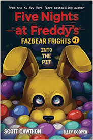 Into the Pit (Five Nights At Freddy's) (9781338576016 ... - Amazon.com