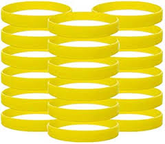 Rubber Wristbands - Amazon.com