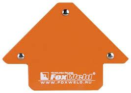 <b>Магнитный угольник FoxWeld FIX-3</b> — купить по выгодной цене ...
