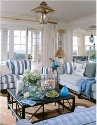ike the mismatched but coordinated beachy fabrics on the furniture and throw pillows beachy furniture
