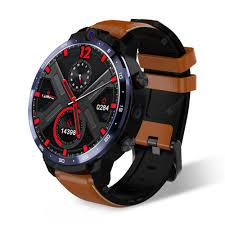 <b>LEMFO LEM12 4G Smart</b> Watch Face ID Dual Camera Android 7.1 ...