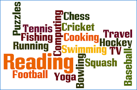 CV Hobbies and Interests - CV Plaza Example of many different types of hobbies on a CV