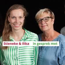 Stieneke & Ilika in gesprek met