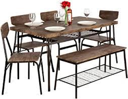 Kitchen & <b>Dining</b> Room <b>Furniture</b> : Table & <b>Chair</b> Sets : <b>6 Pieces</b>