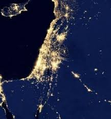 Image result for israel from space images free