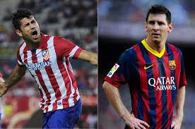 Atletico dan Barca
