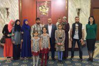 8 сыночков и лапочка дочка. Путин вручил <b>орден семье из</b> ...