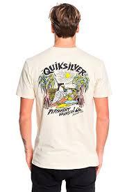 <b>QUIKSILVER футболка</b> EQYZT05479-TEN0 купить в интернет ...