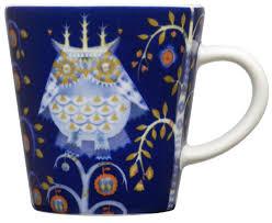 "<b>Чашка кофейная</b> Iittala ""<b>Taika</b>"", цвет: синий, 100 мл. 1012445 ..."
