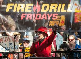 <b>Jane</b> Fonda: <b>Fire</b> Drill Friday Protests, Arrests Are Building an Army ...