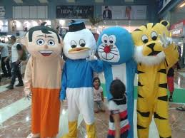 Adults <b>Cartoon Character Mascot Costumes</b>, Rs 2500 /piece, Boby ...