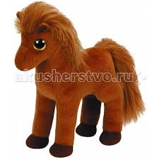 <b>Мягкая игрушка TY Beanie</b> Babies Лошадка Gallops 17 см ...