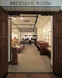 the caltech science museums beckman room caltech recreation room