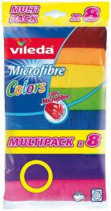 """<b>Салфетка</b> """"<b>Colors</b>"""" из микрофибры, 8 шт купить, цены в Москве ..."""