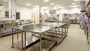 stainless steel kitchen diner