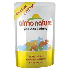 <b>Almo Nature Classic Консервы</b> для Кошек Курица в Желе