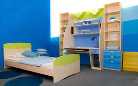 kids room large size small bedroom with wooden furniture set and soft blue for boys blue kids furniture