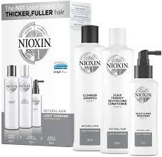 <b>Nioxin System Набор</b> (<b>Система 1</b>) <b>1 Kit</b> 150 мл+150 мл+50 мл