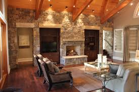 fascinating bricks wall interior design ideas with stone also combine white colored sofas and chairs square office brick office furniture