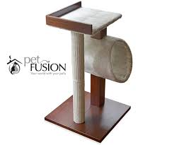 heres a new addition to the product line up from the folks at petfusion its their new modern cat tree sisal scratching post and its another winner cat furniture modern