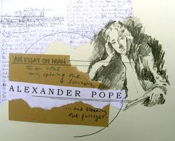 collage david tripp s watercolor wanderings and recollections alexander pope drawing collage