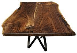walnut cherry dining:  black walnut dining table cherrywood studio contemporary walnut dining table